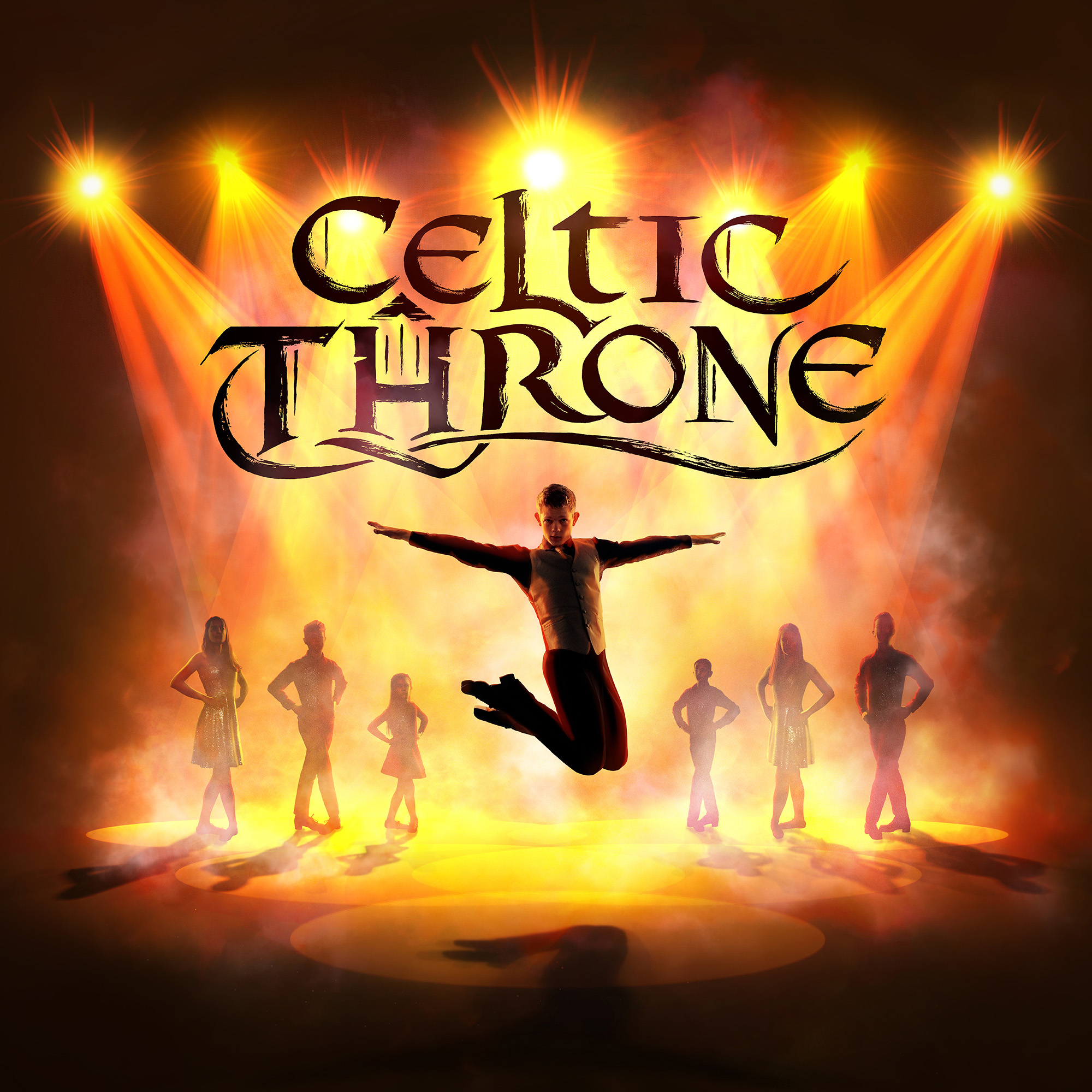 Celtic Throne